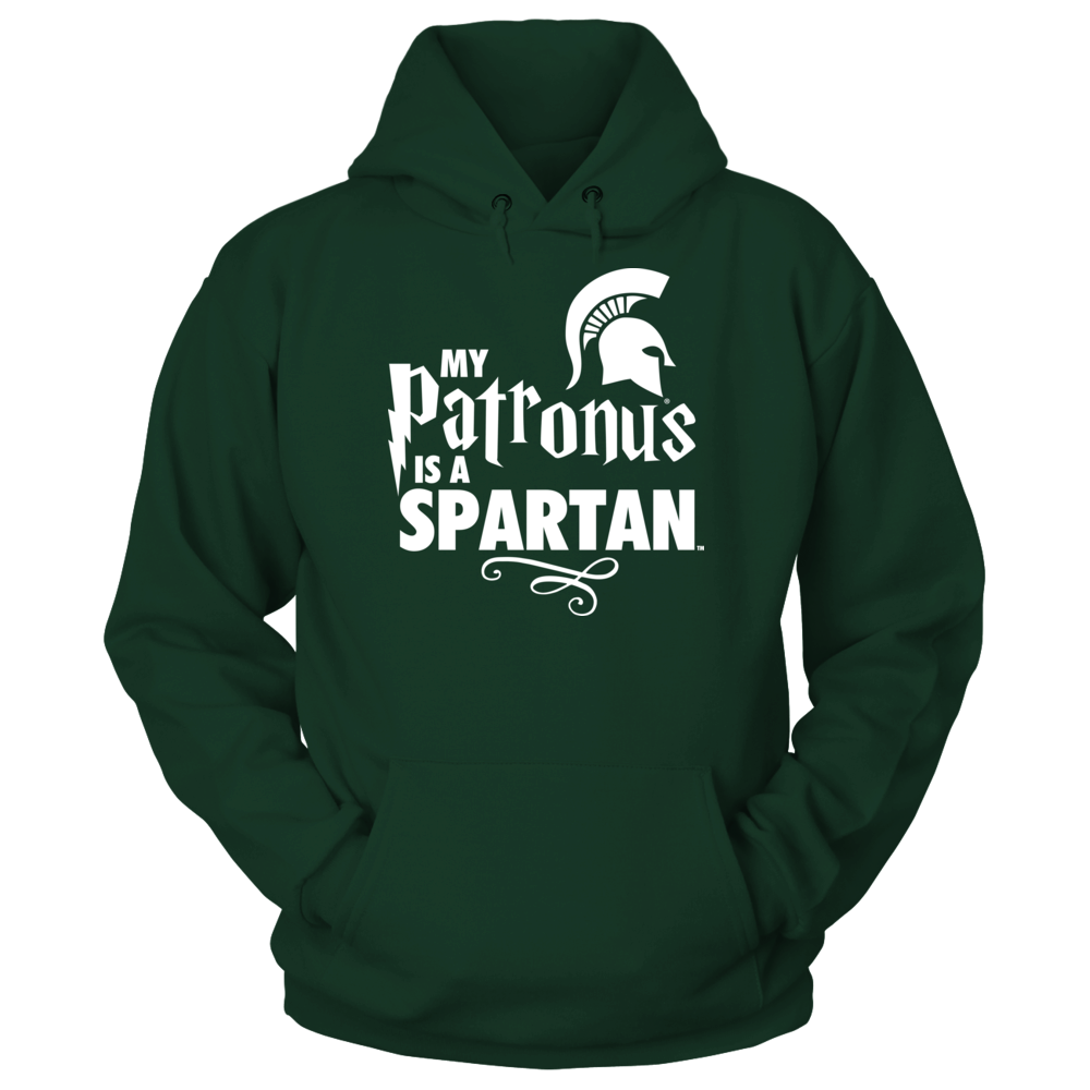 Michigan State Spartans - My Patronus Is Front picture