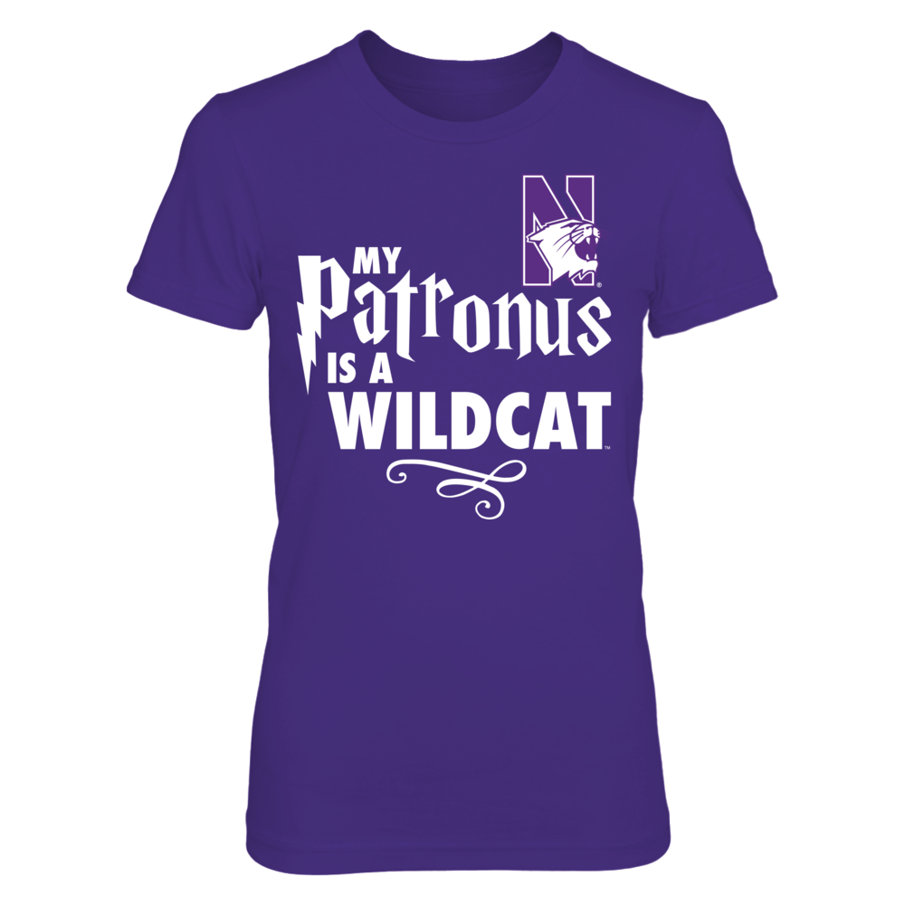 Northwestern Wildcats - My Patronus Is Front picture