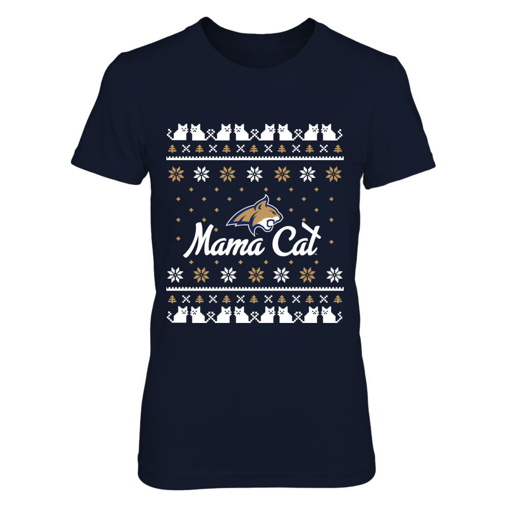 Montana State Bobcats - Mama Cat Front picture