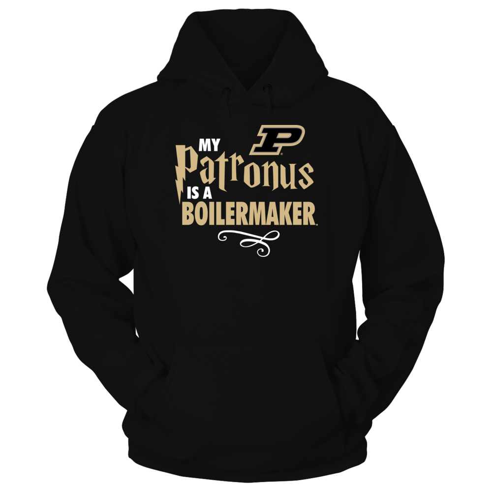 Purdue Boilermakers - My Patronus Is Front picture