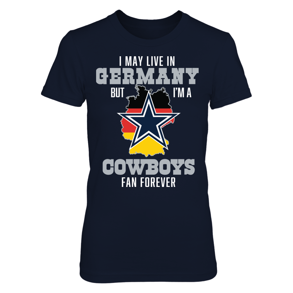 Dallas Cowboys - May Live In Germany Front picture