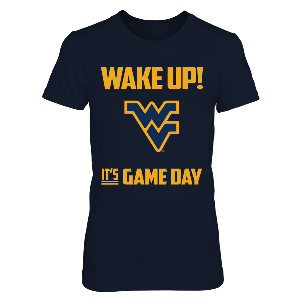 West Virginia Mountaineers - Wake Up Front picture