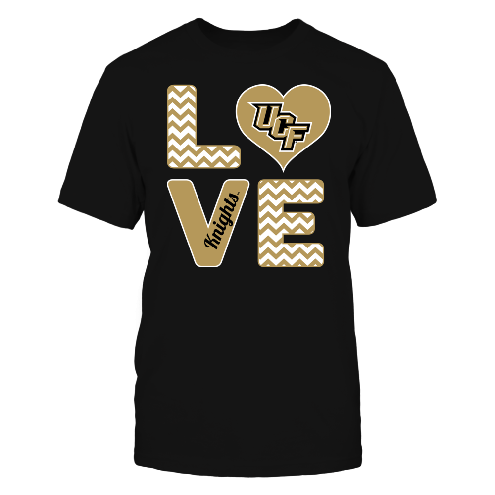 Stacked Love - UCF Knights Front picture