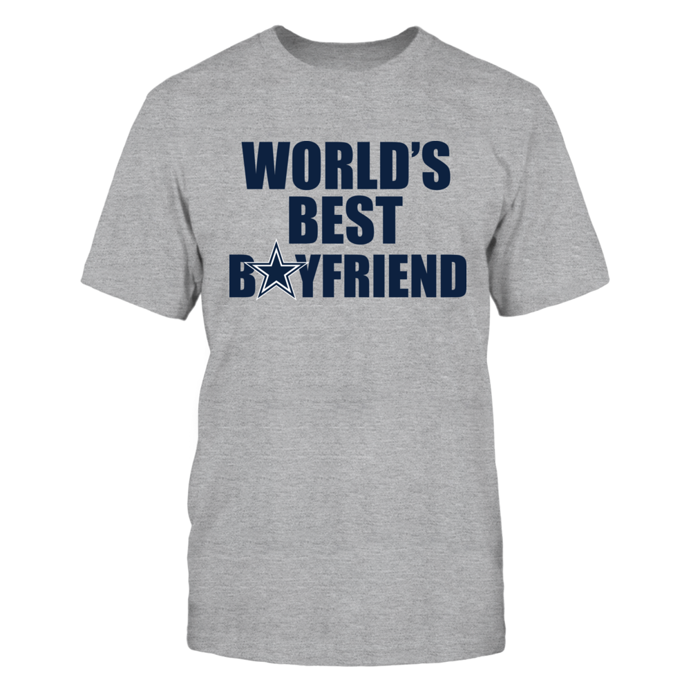 Dallas Cowboys World's Best Boyfriend Front picture