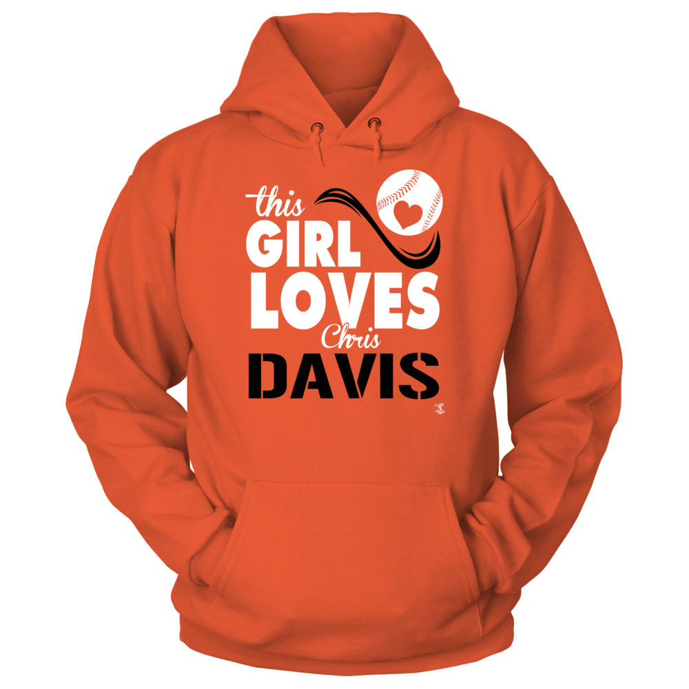 Chris Davis - This Girl Loves Front picture