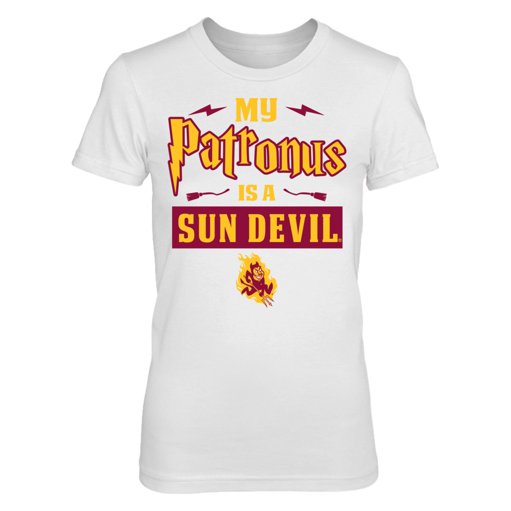 My Patronus Is A Sun Devil Front picture