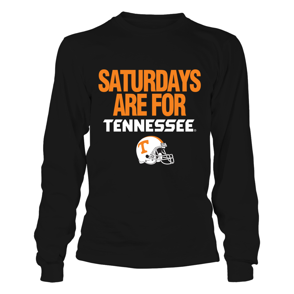 Tennessee Volunteers - Saturdays Are For Tennessee Volunteers Front picture