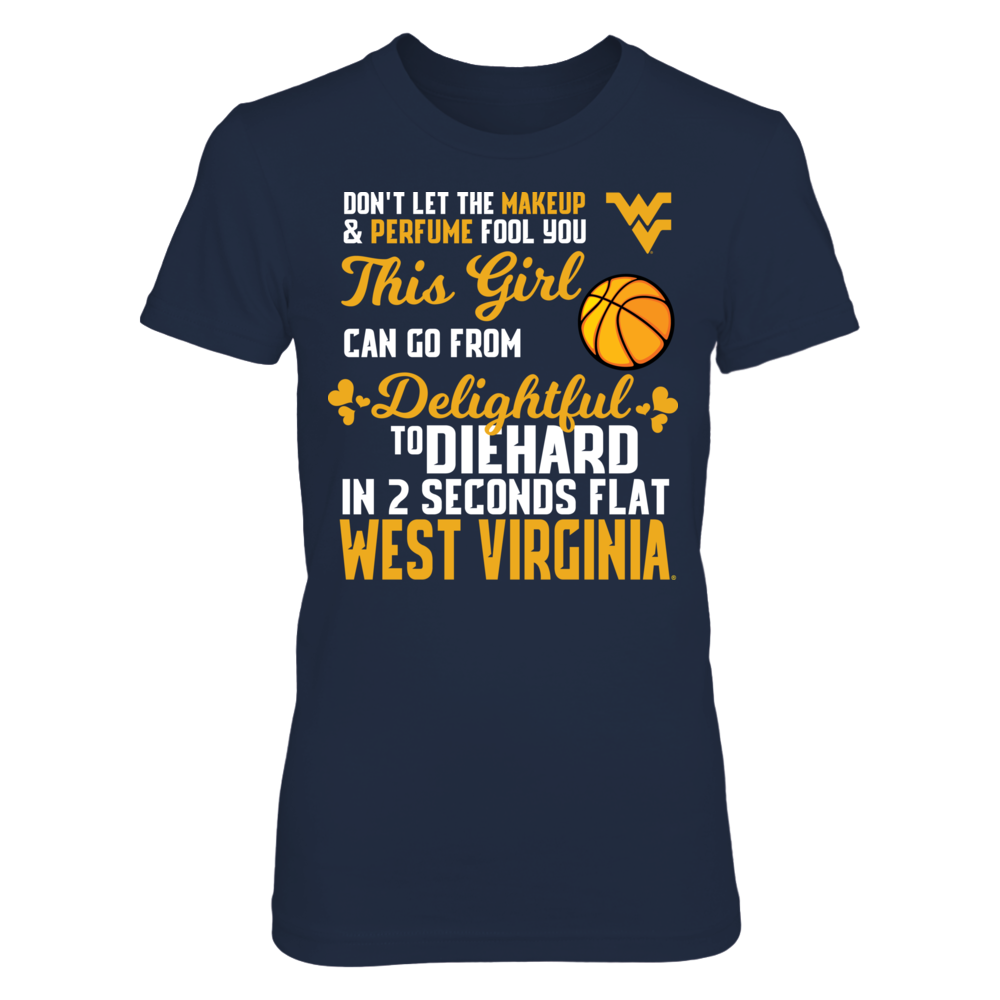 Delightful To Diehard West Virginia Basketball Front picture