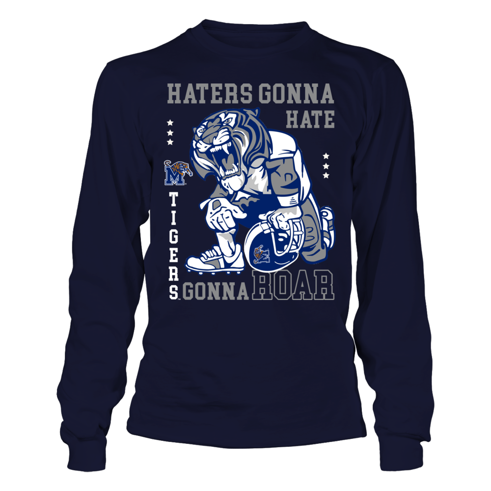 Memphis Tigers - Haters Gonna Hate Front picture