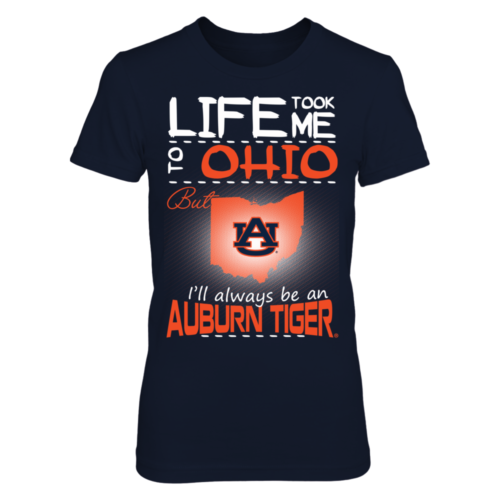 Auburn Tigers - Life Took Me To Ohio Front picture