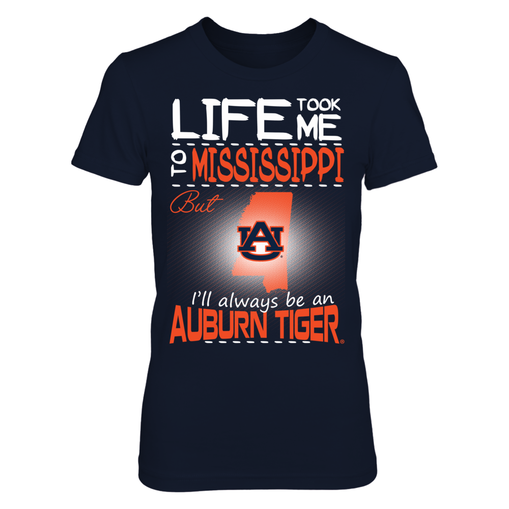 Auburn Tigers - Life Took Me To Mississippi Front picture