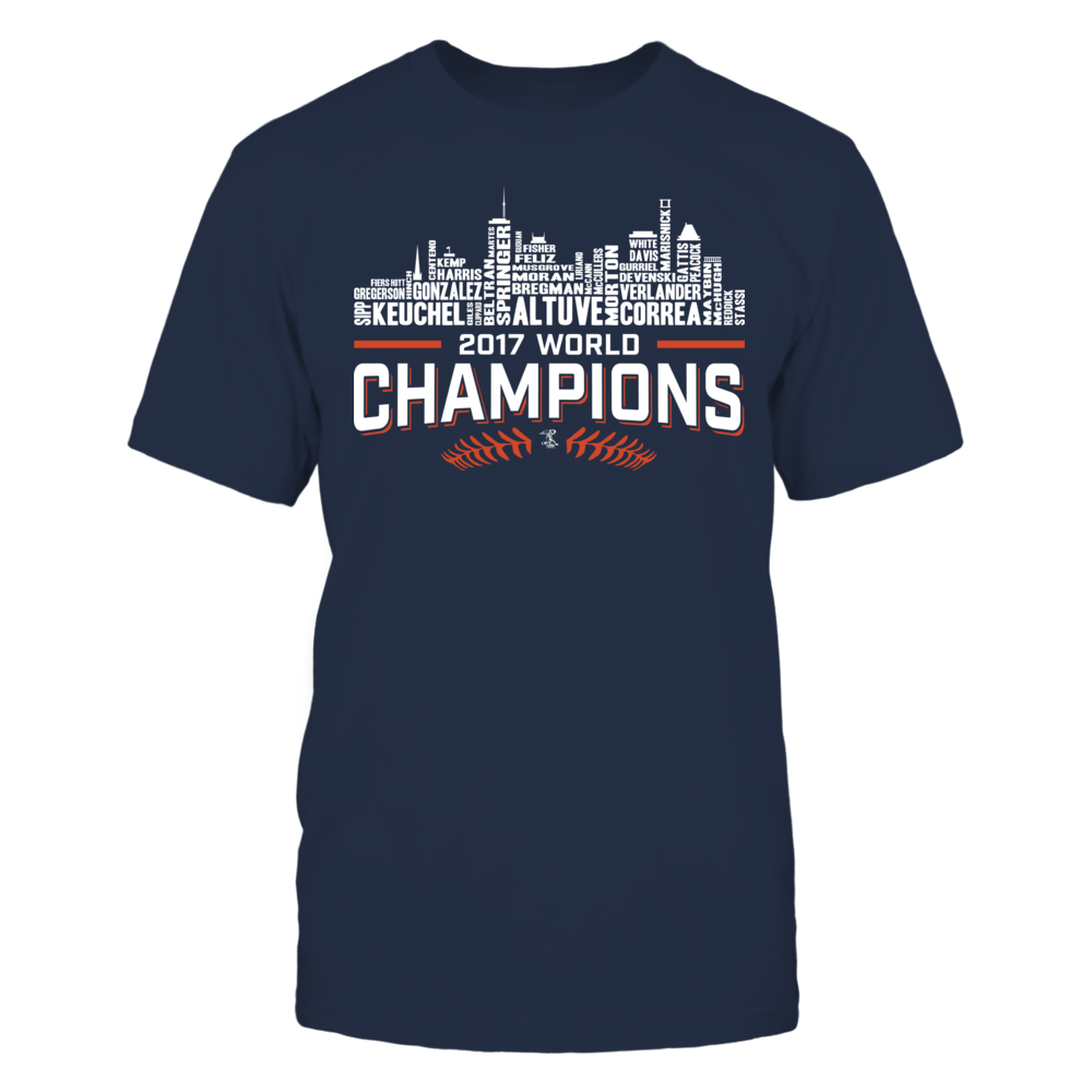 Houston Astros - Champions Front picture