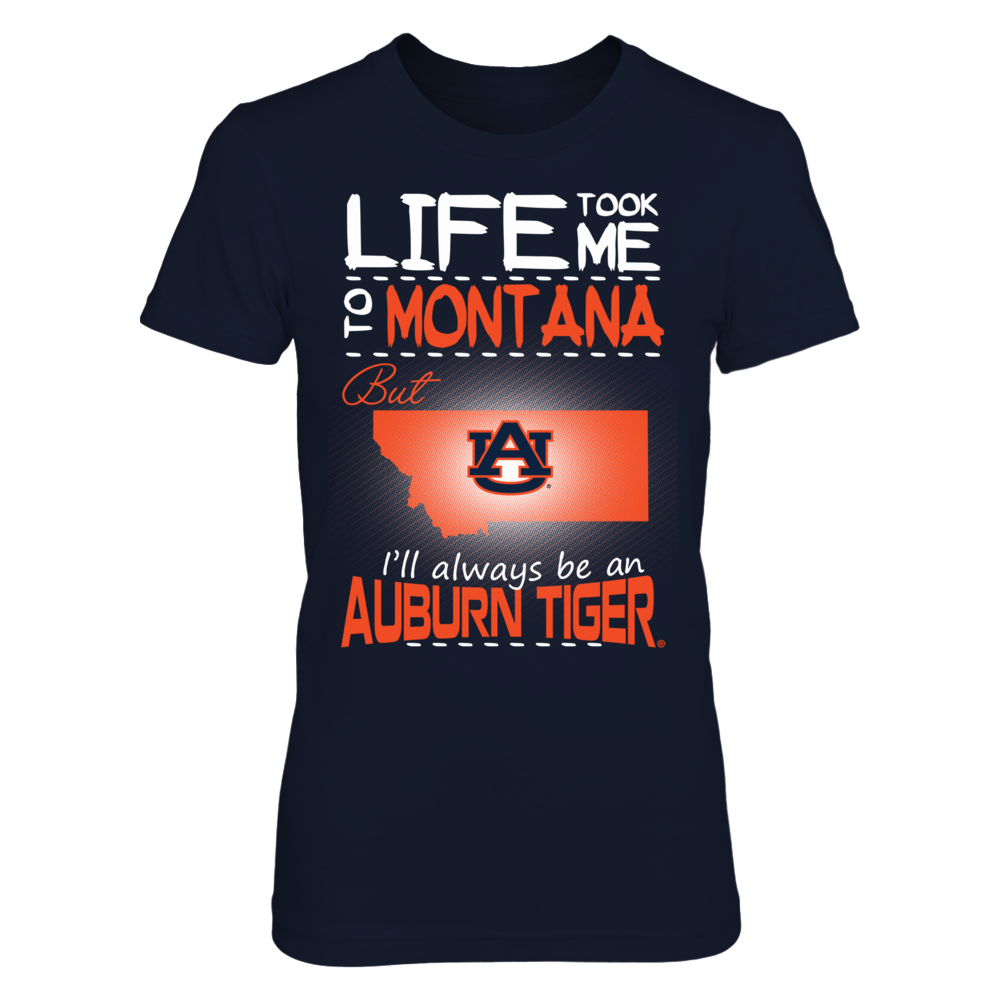 Auburn Tigers - Life Took Me To Montana Front picture