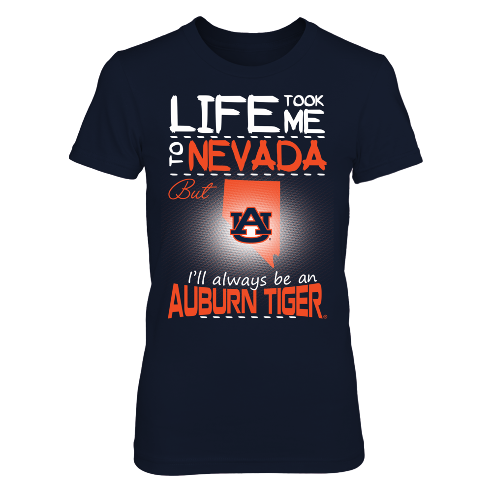 Auburn Tigers - Life Took Me To Nevada Front picture