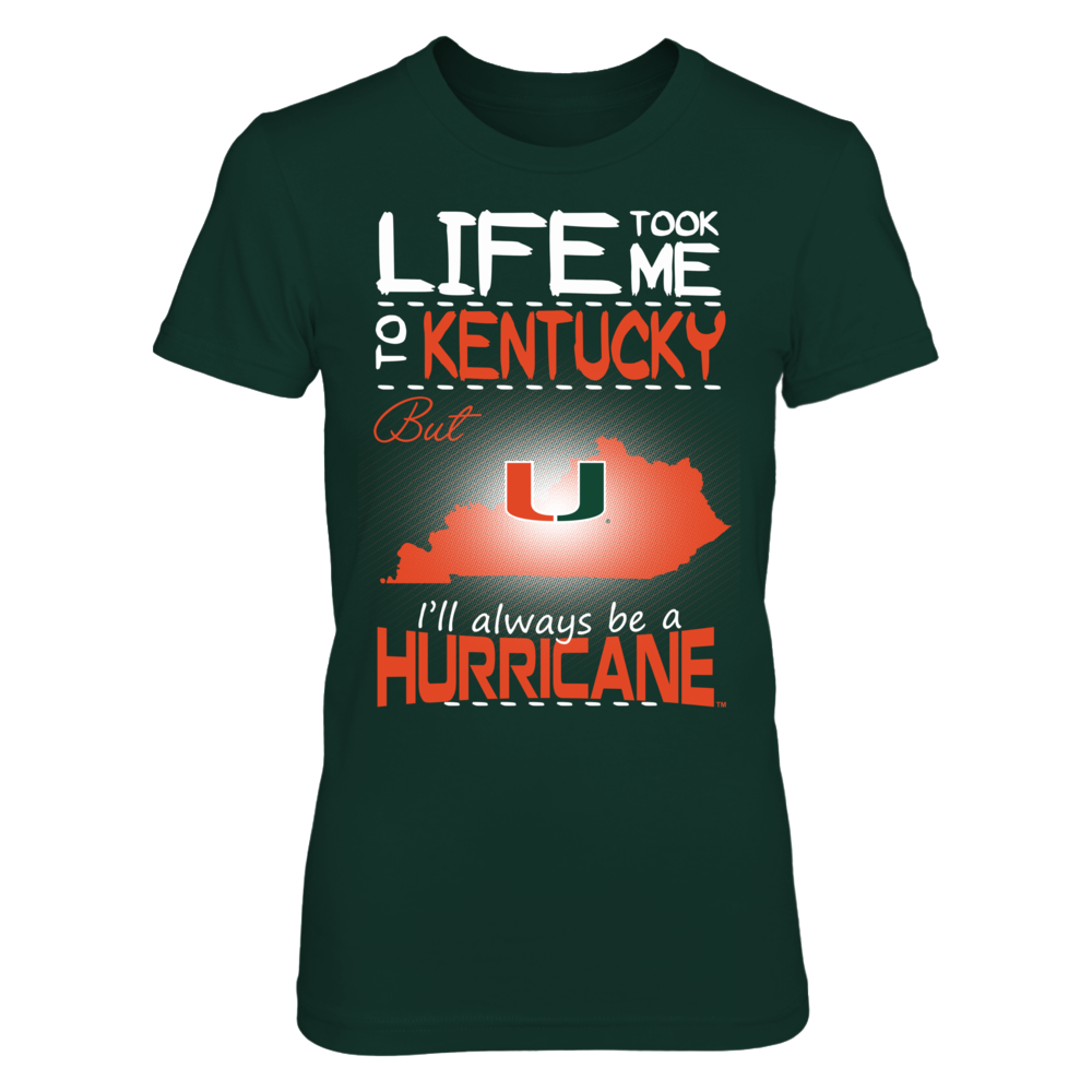 Miami Hurricanes - Life Took Me To Kentucky Front picture