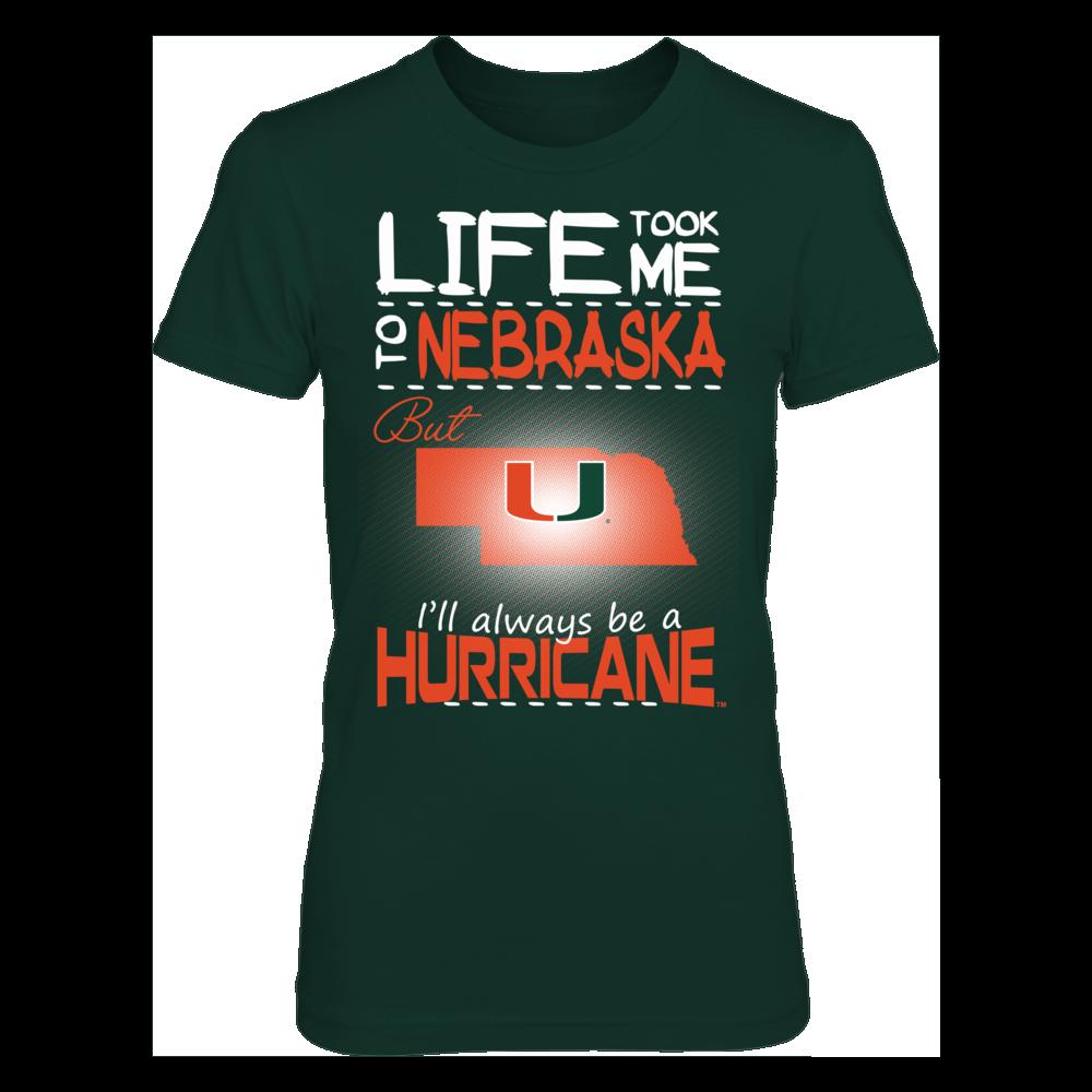 Miami Hurricanes - Life Took Me To Nebraska Front picture