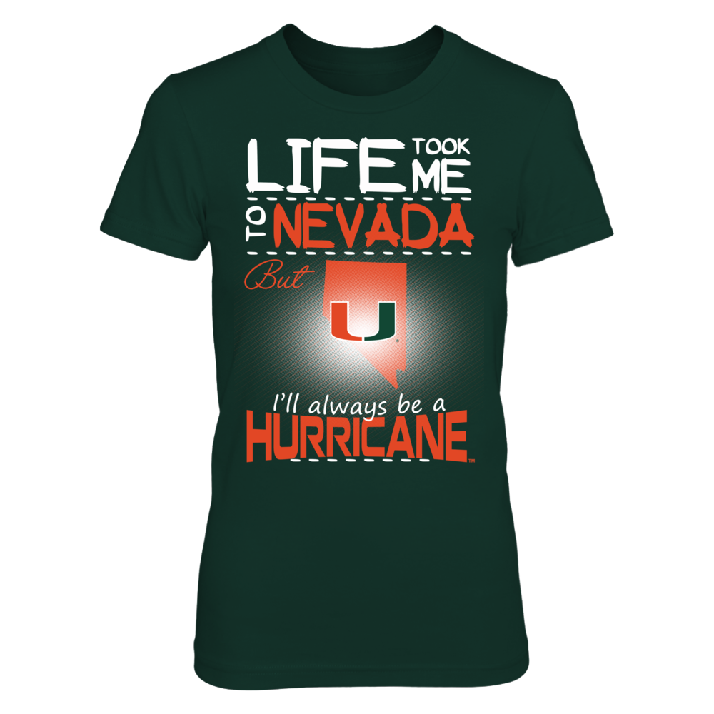 Miami Hurricanes - Life Took Me To Nevada Front picture