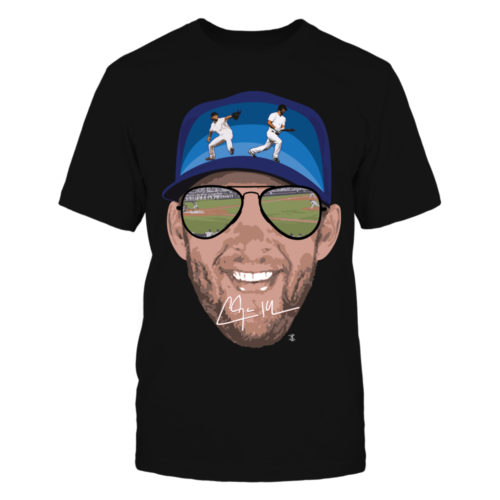 Big Clayton Kershaw 2017 Front picture