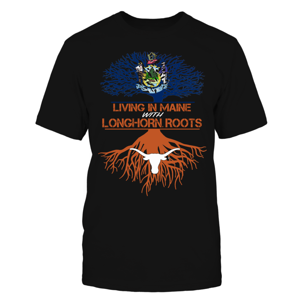 Texas Longhorns - Living Roots Maine Front picture