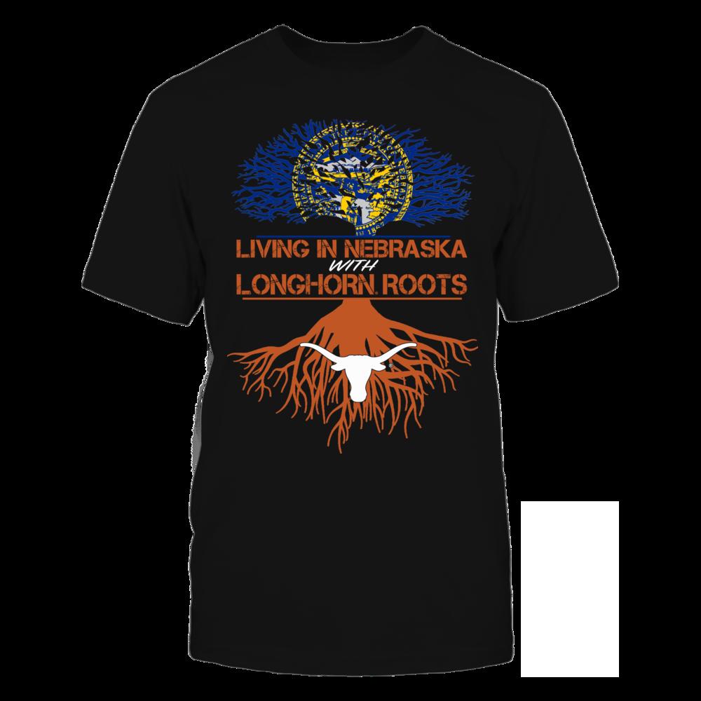 Texas Longhorns - Living Roots Nebraska Front picture