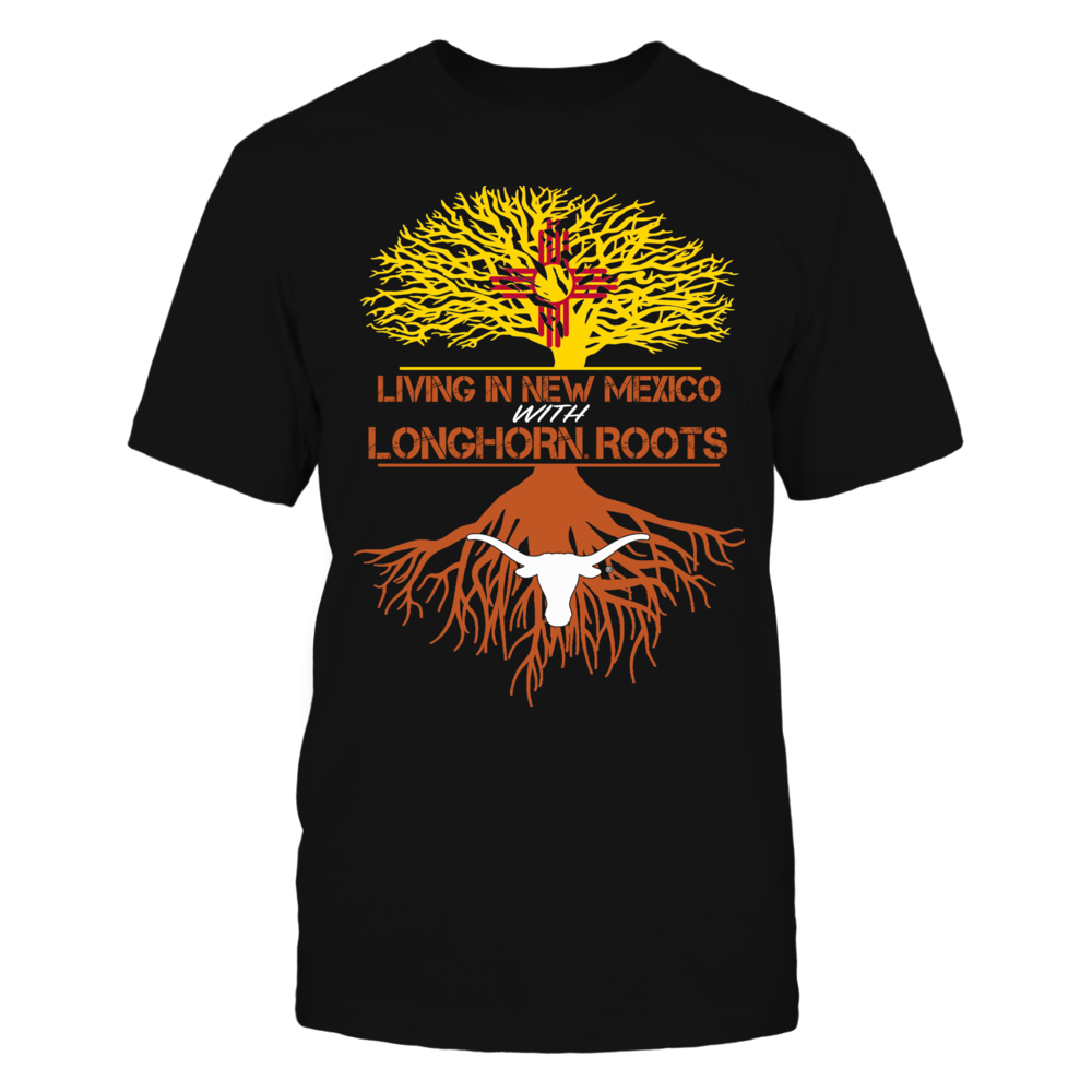 Texas Longhorns - Living Roots New Mexico Front picture