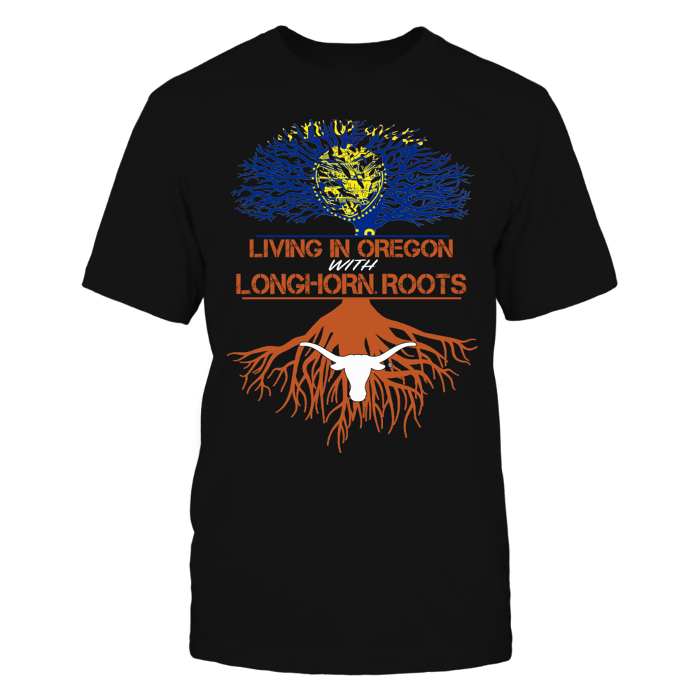 Texas Longhorns - Living Roots Oregon Front picture