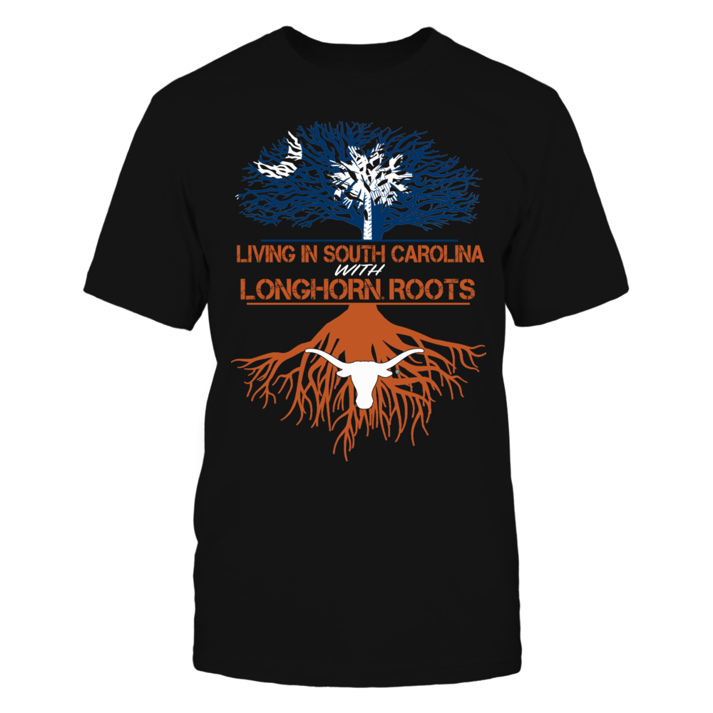 Texas Longhorns - Living Roots South Carolina Front picture