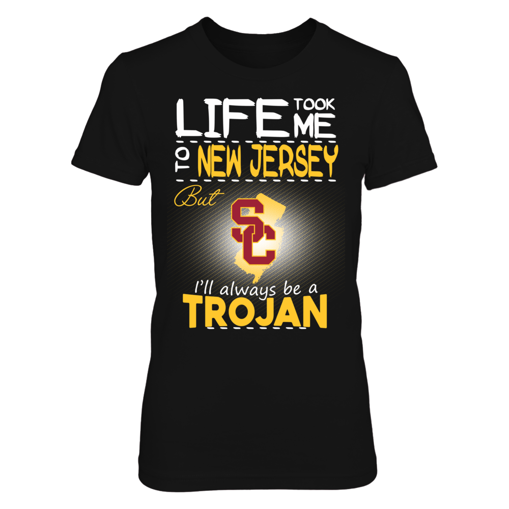 USC Trojans - Life Took Me To New Jersey Front picture