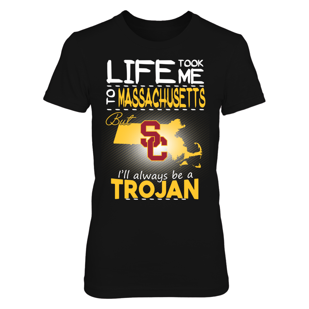 USC Trojans - Life Took Me To Massachusetts Front picture