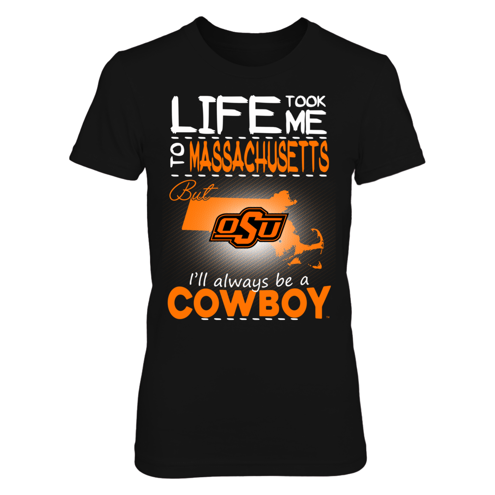Oklahoma State Cowboys - Life Took Me To Massachusetts Front picture