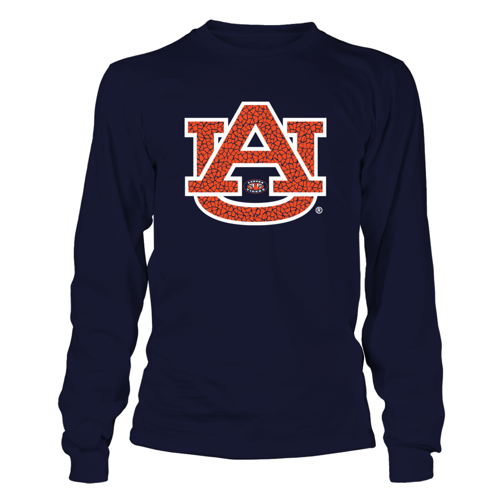 Auburn Tigers - Mosaic Pattern Front picture