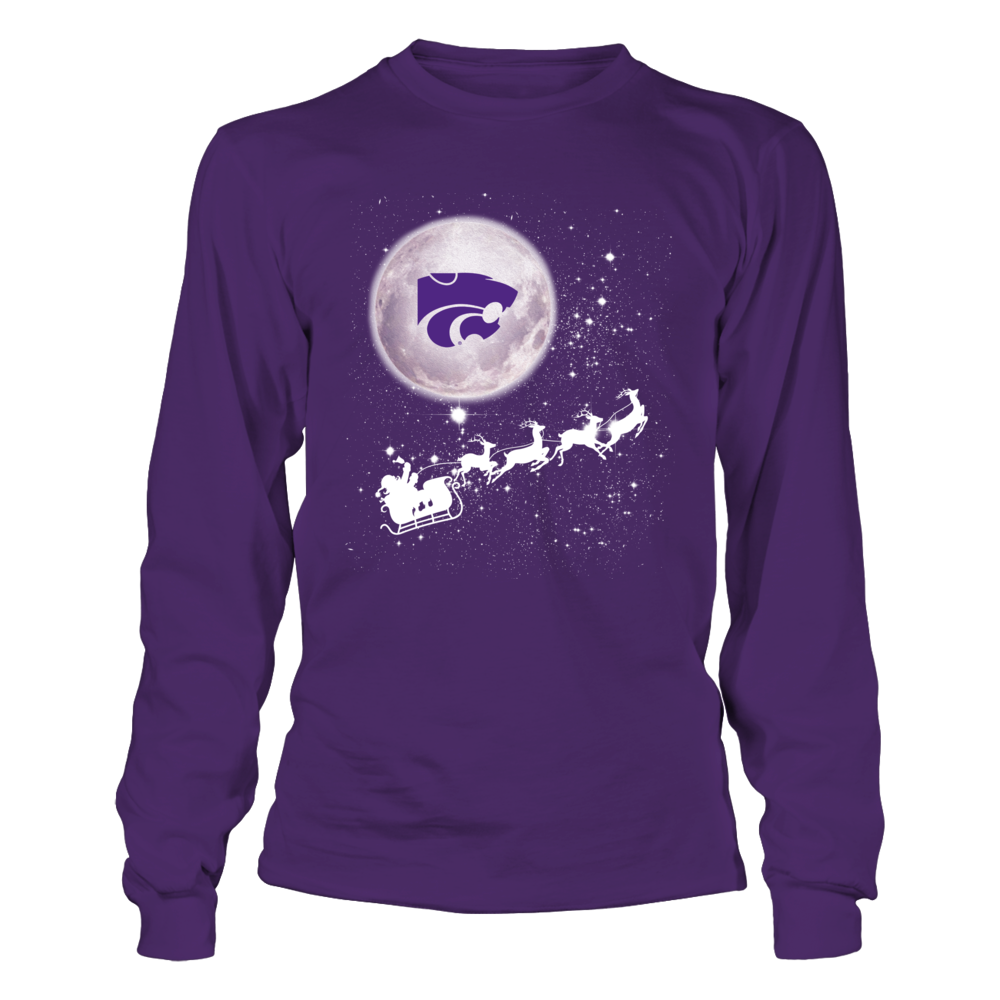 Kansas State Wildcats - Football Sleigh Front picture