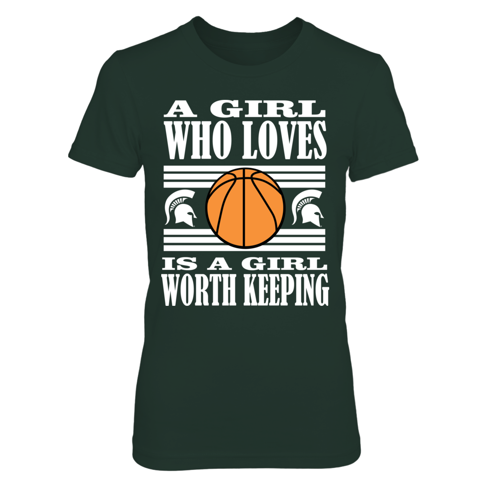 A Girl Worth Keeping - Michigan State Front picture