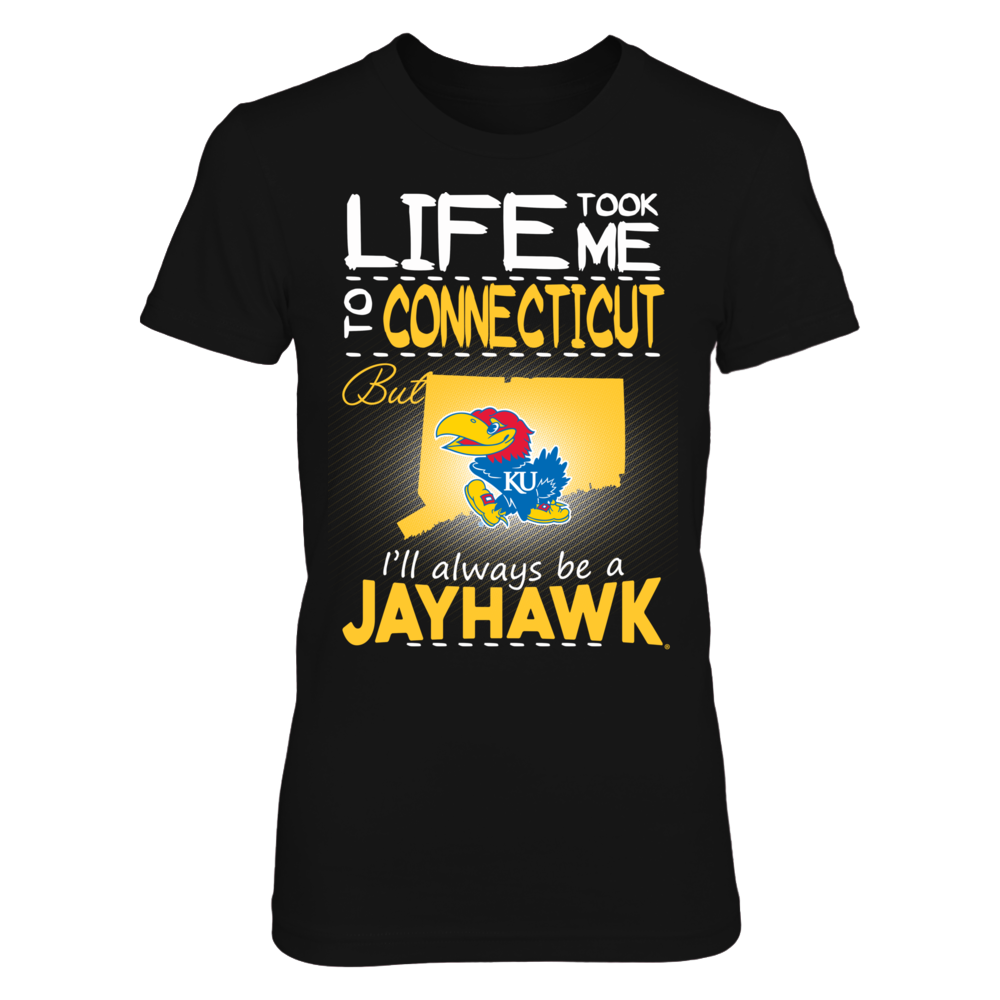 Kansas Jayhawks - Life Took Me To Connecticut Front picture