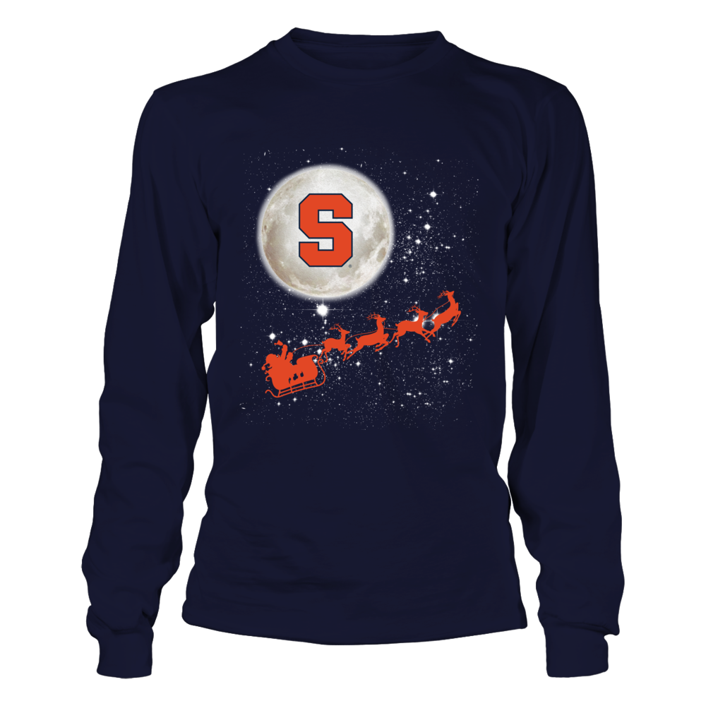 Syracuse Orange - Football Sleigh Front picture