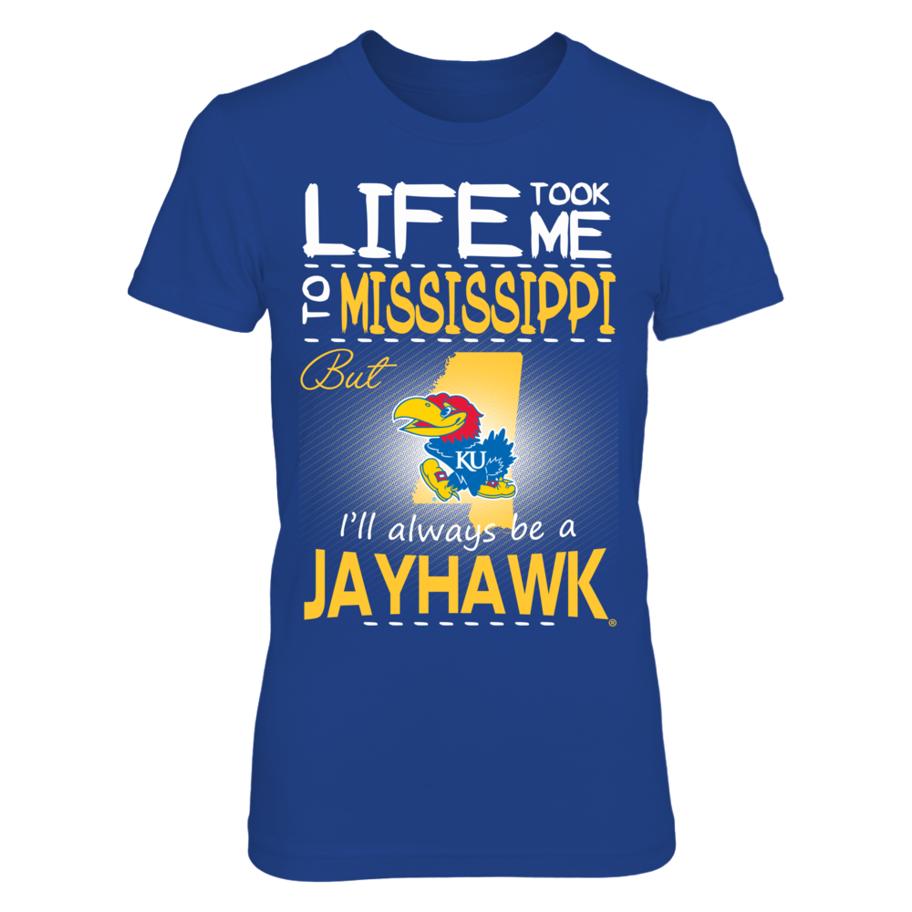Kansas Jayhawks - Life Took Me To Mississippi Front picture