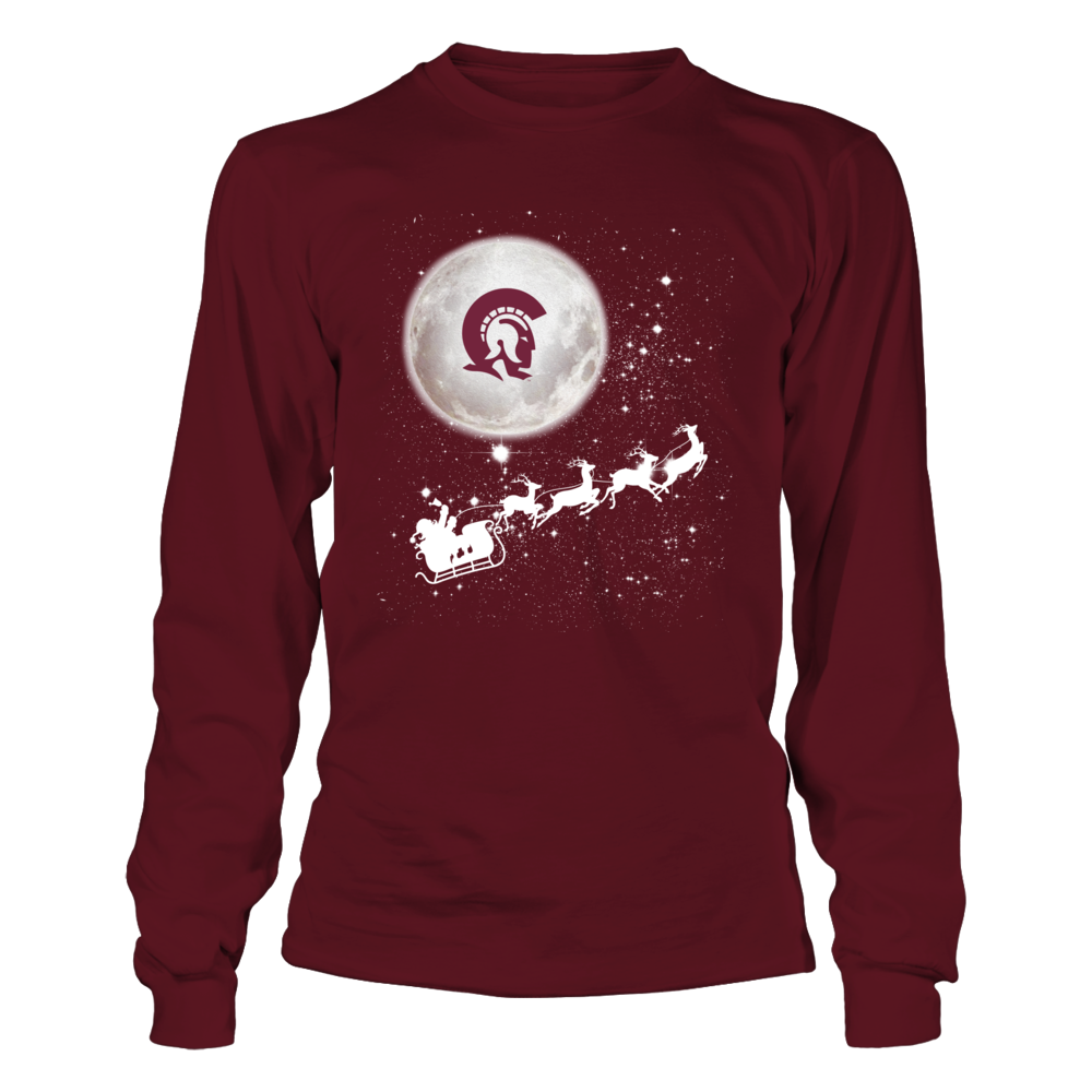 Arkansas Little Rock Trojans - Football Sleigh Front picture