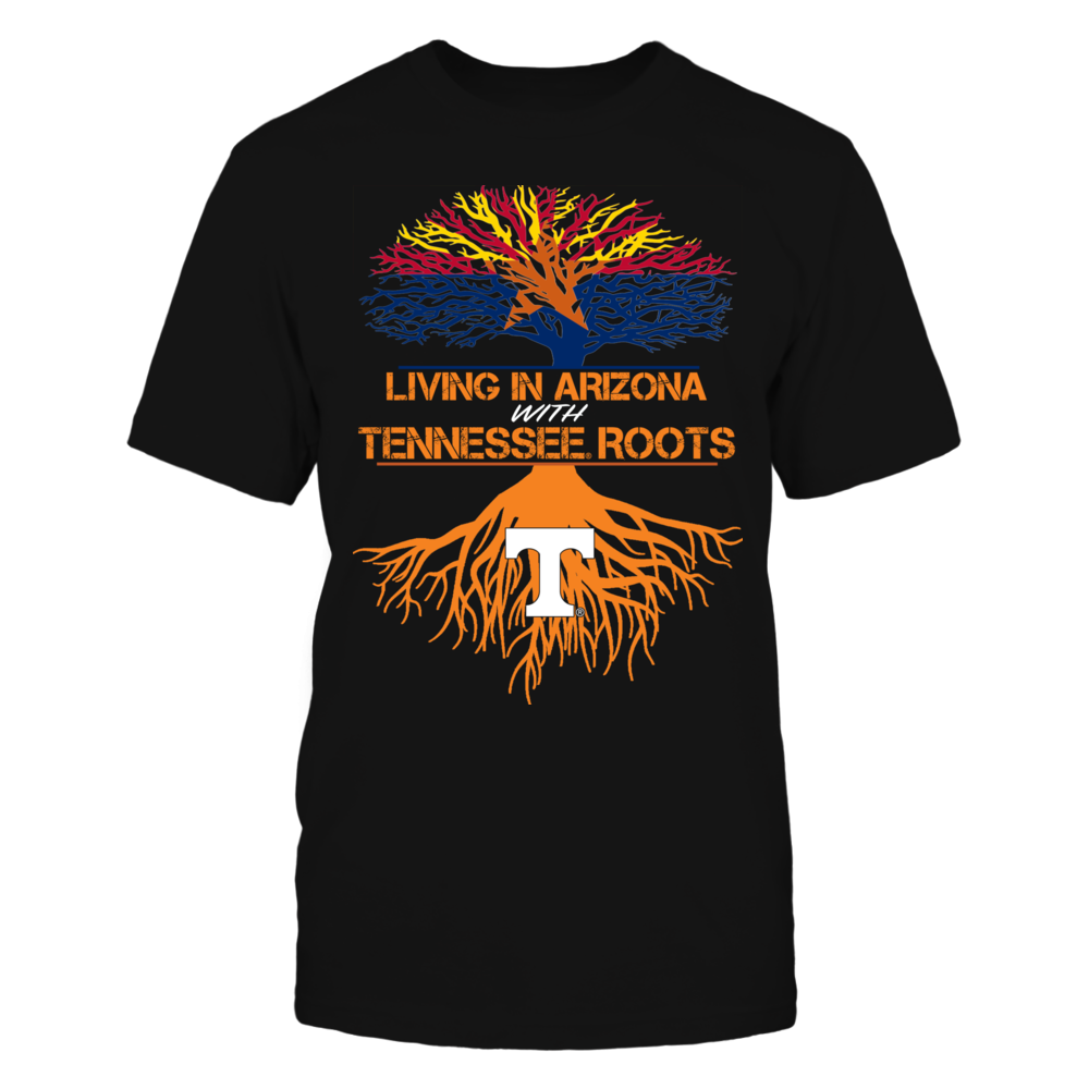Tennessee Volunteers - Living Roots Arizona Front picture