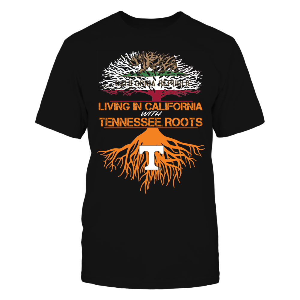 Tennessee Volunteers - Living Roots California Front picture