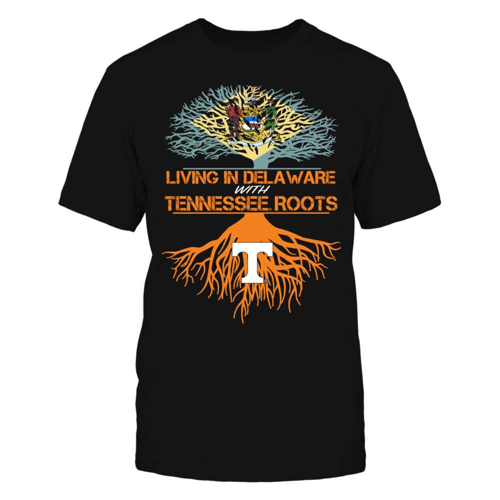 Tennessee Volunteers - Living Roots Delaware Front picture