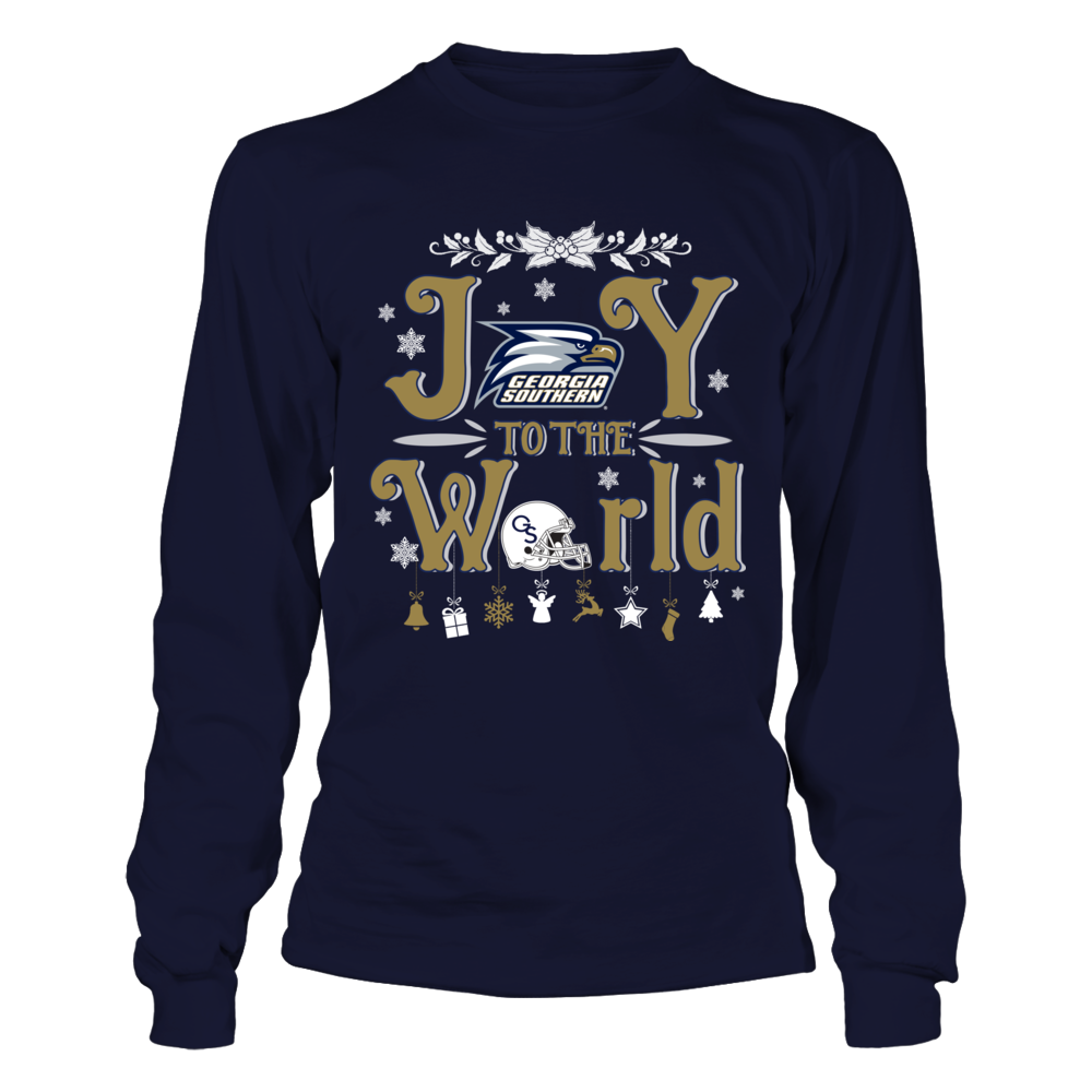 Georgia Southern Eagles - Joy To The World Front picture
