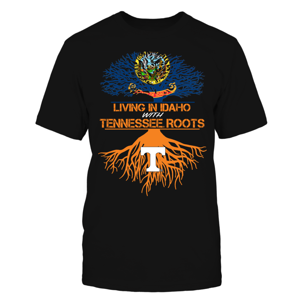 Tennessee Volunteers - Living Roots Idaho Front picture