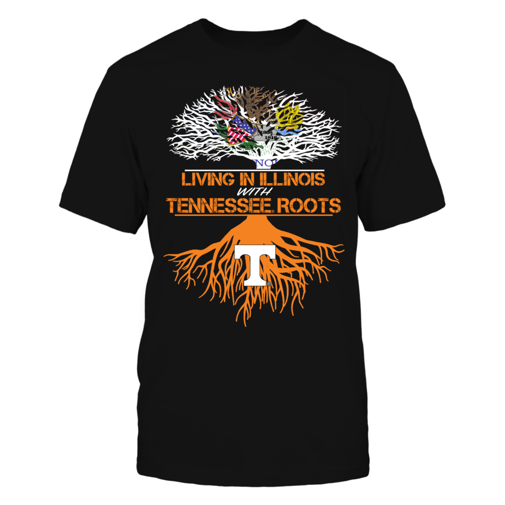 Tennessee Volunteers - Living Roots Illinois Front picture