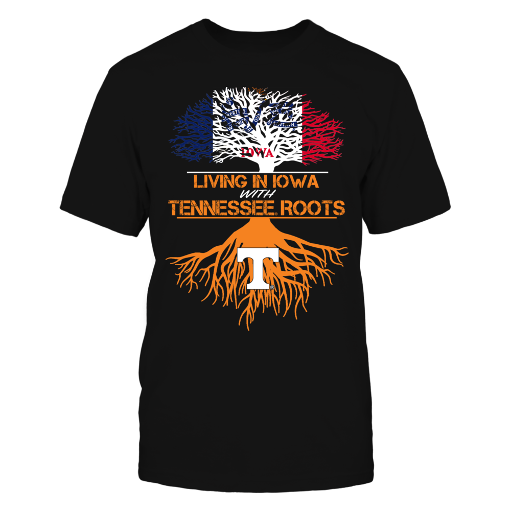Tennessee Volunteers - Living Roots Iowa Front picture