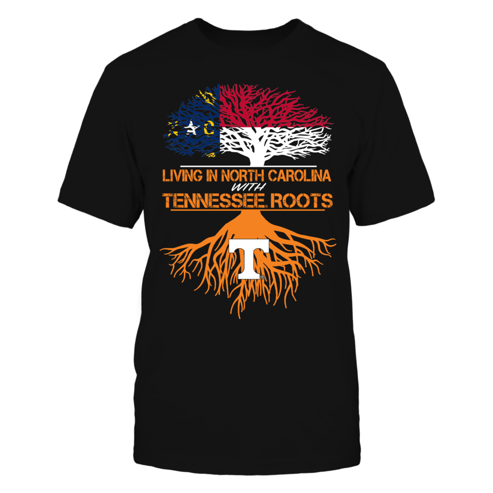 Tennessee Volunteers - Living Roots North Carolina Front picture