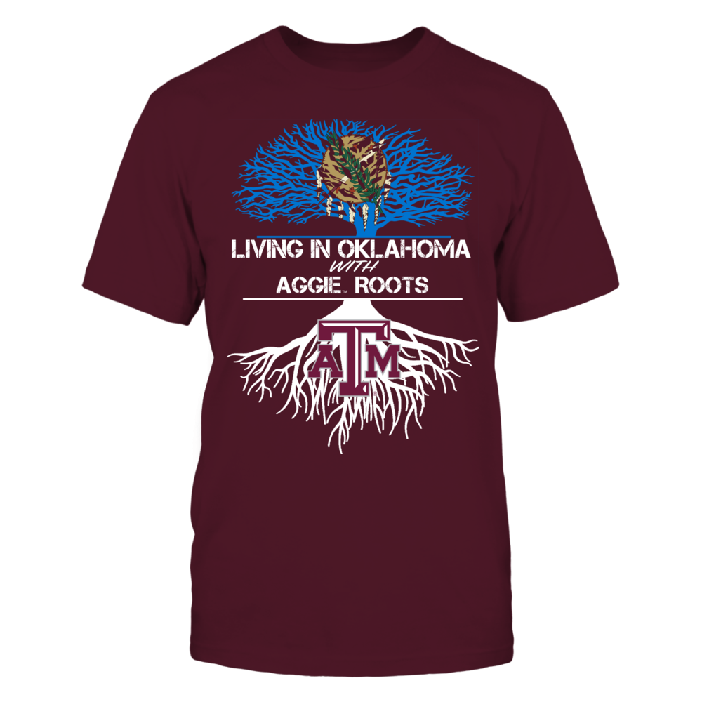 Texas A&M Aggies - Living Roots Oklahoma Front picture
