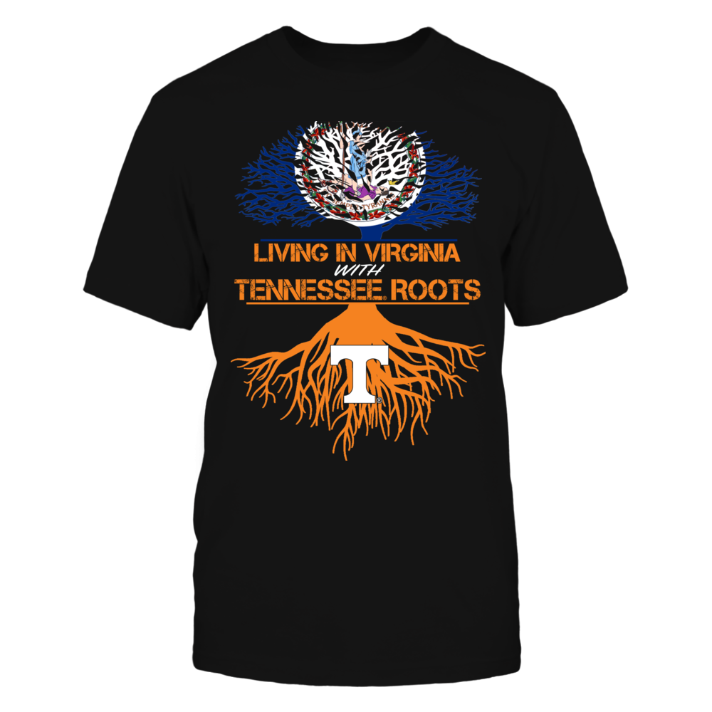 Tennessee Volunteers - Living Roots Virginia Front picture