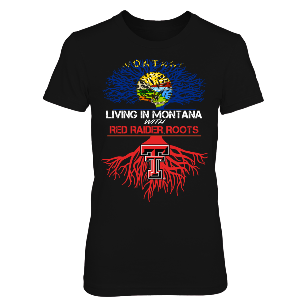 Texas Tech Red Raiders - Living Roots Montana Front picture