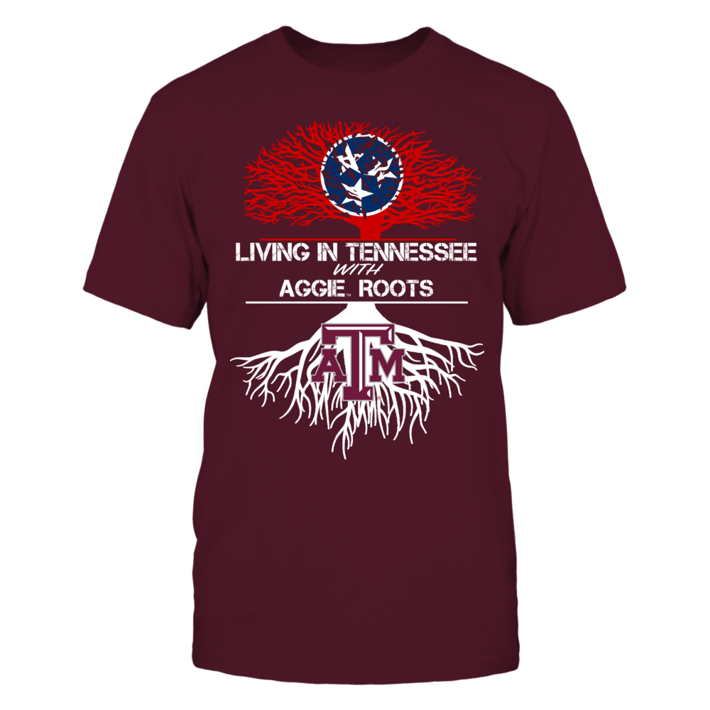 Texas A&M Aggies - Living Roots Tennessee Front picture