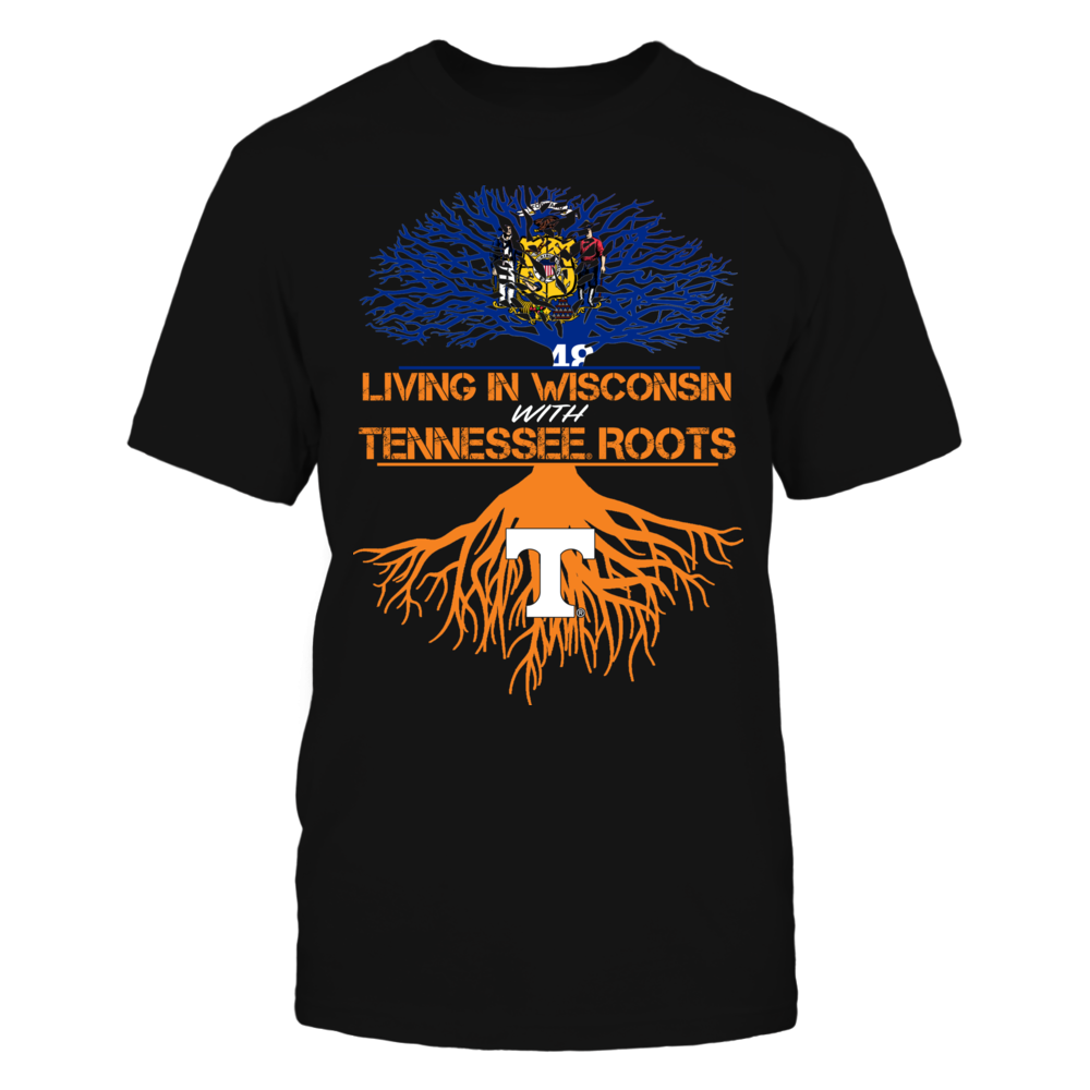 Tennessee Volunteers - Living Roots Wisconsin Front picture